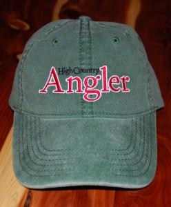 HCA Hat Green
